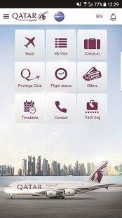 Aplicaţia zilei: Qatar Airways
