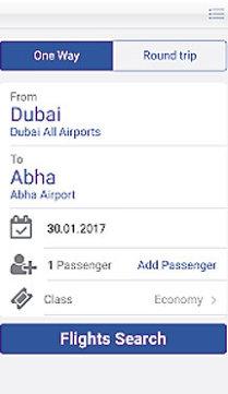 Aplicaţia zilei: Flydubai for Mobile