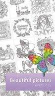 Aplicaţia zilei: ColorFil - Adult Coloring Book