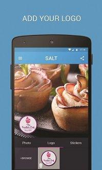 Aplicaţia zilei: SALT - Watermark, resize & add text to photos