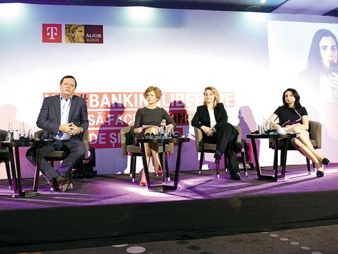 Planul polonezilor de la Alior Bank: Vrem să ajungem la 500.000 de clienţi împreună cu Telekom pe piaţa din România