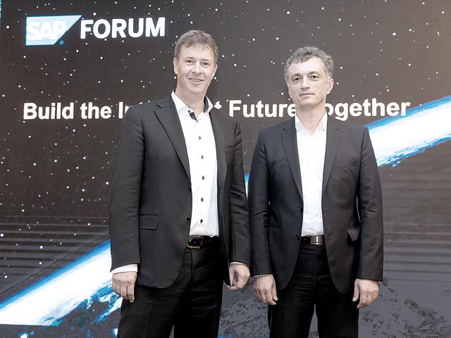 Nemţii de la SAP au ajuns la 570 de angajaţi în România şi continuă să caute oameni