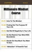 Aplicaţia zilei: Millionaire Mindset Course
