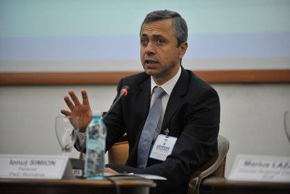 Ionuţ Simion, country manager partner, PwC România: Cel mai mare pericol pentru România este să se revină la situaţia dinainte de revoluţia fiscală