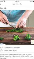 Aplicaţia zilei: Kitchen Stories - recipes, baking, healthy cooking
