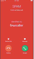 Aplicaţia zilei: Truecaller: Caller ID, SMS spam blocking & Dialer