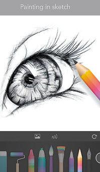 Aplicaţia zilei: PaperOne: Paint Draw Sketchbook