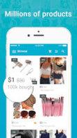 Aplicaţia zilei: Wish - Shopping Made Fun