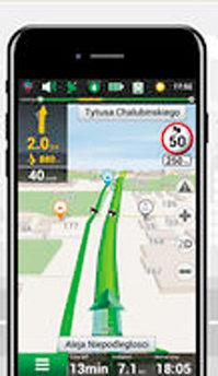 Aplicaţia zilei: Navitel Navigator GPS & Maps
