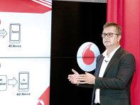 Cătălin Buliga, directorul de tehnologie Vodafone: Vârfurile de consum pentru serviciile de internet devin după şase luni noul normal pentru reţea