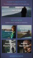 Aplicaţia zilei: Pacifica - Stress & Anxiety