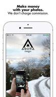 Aplicaţia zilei: AGORA images: Sell your photos and earn money