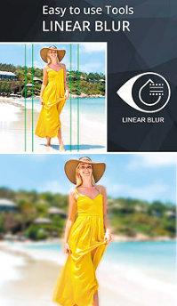 Aplicaţia zilei: DSLR Camera Blur Effects