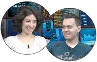 ZF Live. Ştefan şi Diana Neculai, Froala Labs: Cum am fost abordaţi de investitorii americani? Am fost contactaţi pe LinkedIn