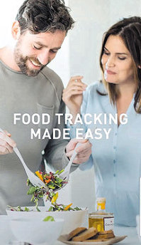 Aplicaţia zilei: Runtastic Balance Food Tracker & Calorie Counter