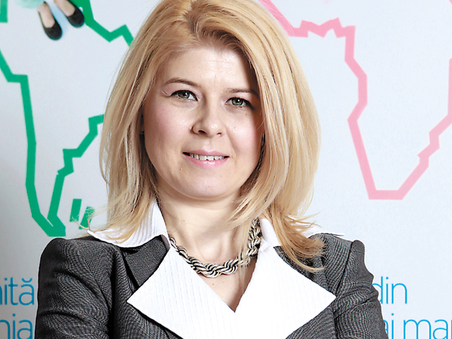 Romania Severina Pascu was promoted again to Liberty Global