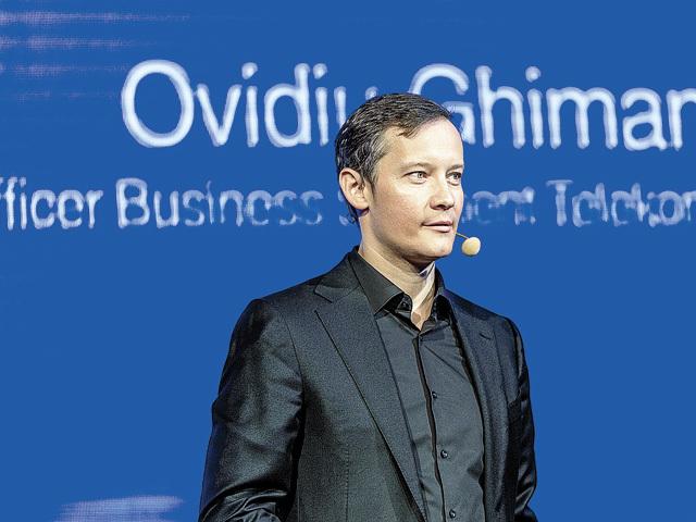 Ovidiu Ghiman, Telekom: Deşi accesul la internet este unul foarte bun, competenţele digitale ale românilor nu sunt la un nivel la fel de ridicat