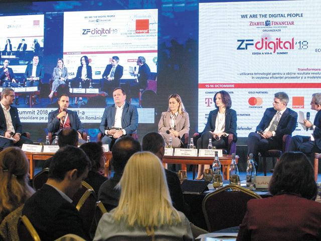 ZF Digital Summit 2018. Industria IT&C poate ajunge în 5 ani la o pondere de 10% din PIB. Statul nu exclude apariţia unor jucători noi la licitaţia 5G din 2019