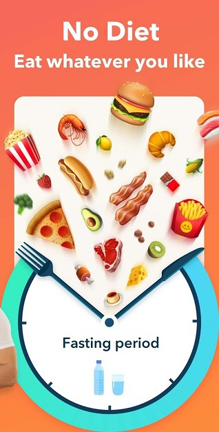 aplicatie slabit fasting