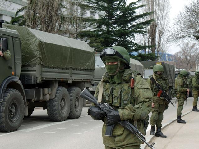 Criza din Crimeea: va porni Rusia un război cu Ucraina?
