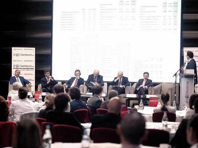 Participanţii la conferinţa ZF de ieri au discutat despre şansele României de a avea creştere economică de 5%
