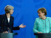 Theresa May vine cu veşti proaste: Londra nu declanşează procedura părăsirii UE în acest an
