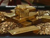 Saxo Bank: Preţul aurului este în creştere puternică după evaporarea efectului Trump