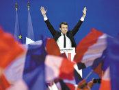 Ascensiune fulminantă a lui Emmanuel Macron, împins de legendara familie de bancheri Rothschild. Acum trei ani se plimba cu bicicleta pe plajă, iar acum este la un pas să ajungă la Palatul Élysée
