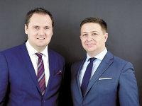 Un avocat şi un consultant imobiliar au făcut 100.000 euro dintr-o firmă de consultanţă şi speră la dublarea cifrei