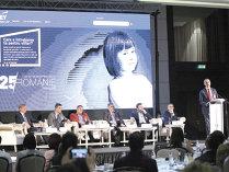 Conferinţă EY, Ziarul Financiar şi Business Magazin: 25 de întrebări pentru viitorul României. Cum creăm mai mulţi antreprenori, cum evităm capcana venitului mediu. Educaţie, antreprenoriat, inovaţie şi tehnologie - în jurul acestor cuvinte poate fi construit viitorul