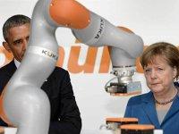 China este pe cale să devină principalul rival economic al Germaniei.  Cea mai mare economie europeană se simte ameninţată de influenţa în creştere a chinezilor în economia mondială