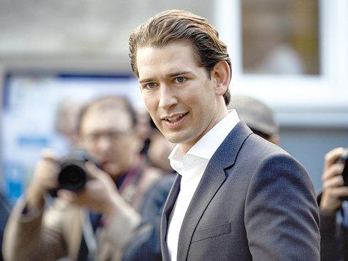 """Austria lui Sebastian Kurz, noul său lider politic: """"înţelegătoare"""" cu politicile xenofobe ale lui Trump, prietenoasă cu Rusia lui Putin şi intransigentă cu Europa de Est"""