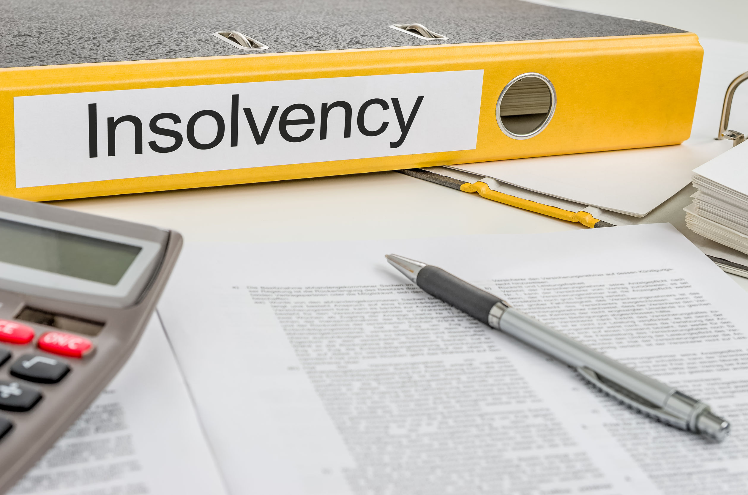 Încă 6441 firme au intrat în insolvenţă în primele nouă luni, cu 7,5% mai multe decât anul trecut