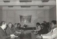 Tovarşul lui Ceauşescu, Robert Mugave, dictator în Zimbabwe de patru decenii, a fost astăzi alungat de armată de la putere