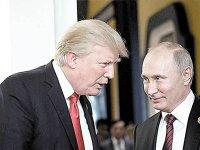 """Trump va acuza China de """"agresiune economică"""" şi îi mulţumeşte lui Putin pentru vorbele bune"""