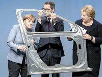 """Economia germană duduie, dar ar putea fi frânată de compromisurile Angelei Merkel şi de Brexit. """"Coaliţia inversează toate reformele care au transformat Germania din bolnavul Europei în locomotive ale acesteia."""""""