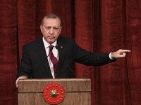Erdogan: Oamenii de afaceri care-şi transferă activele în afara ţării nu vor fi iertaţi