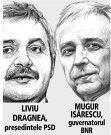 O mediere bizară. Preşedintele Iohannis vrea să medieze între guvern şi BNR, un conflict pe care nicio parte nu-l recunoaşte