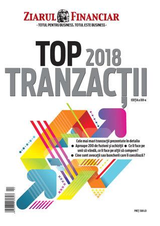 Anuarul Top Tranzaţii este disponibil de ieri pe piaţă şi poate fi cumpărat şi de pe www.zf.ro/anuare