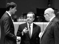 Marele rift atlantic: în timp ce analiştii cred că Fed o va lua la galop cu dobânzile, BCE este de aşteptat ca abia azi să anunţe când va închide aparatul de oxigen al economiei zonei euro