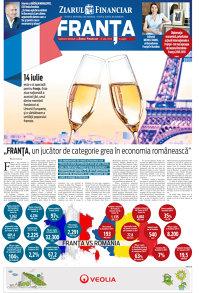 """""""Franţa, un jucător de categorie grea în economia românească"""""""