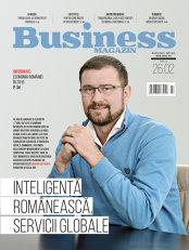 """Ce puteţi citi în această săptămână în Business Magazin: """"Inteligenţă românească, servicii globale"""""""