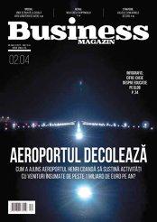 """Ce puteţi citi în numărul din această săptămână al revistei Business MAGAZIN: """"Aeroportul decolează"""""""