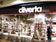 Diverta a deschis al doilea magazin în centrul comercial Shopping City din Piatra Neamţ