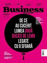 Ce puteţi citi în această săptămână în Business Magazin: De ce au cucerit lumea două bucăţi de lemn legate cu o sfoară