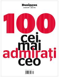 Business Magazin îi premiază săptămâna viitoare pe cei mai admiraţi CEO din România