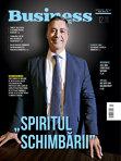 """Ce puteţi citi în numărul din această săptămână al revistei Business MAGAZIN: """"Spiritul schimbării"""""""