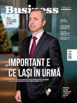Ce puteţi citi în noul număr al revistei Business Magazin