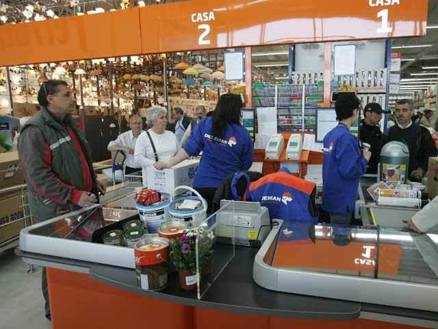 Dedeman a investit 9 milioane de euro într-un magazin la Miercurea Ciuc