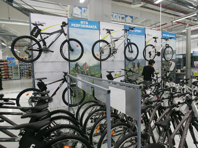vânzare uriașă asa ieftin cumpara online Decathlon produce în Banat biciclete pentru export de 35 de ...